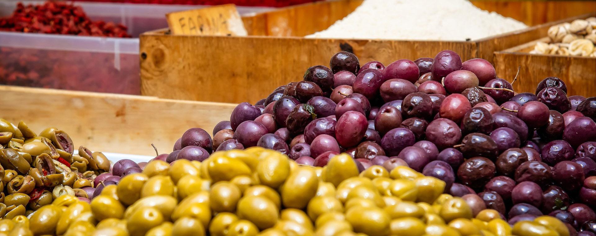 Le Olive del Salento